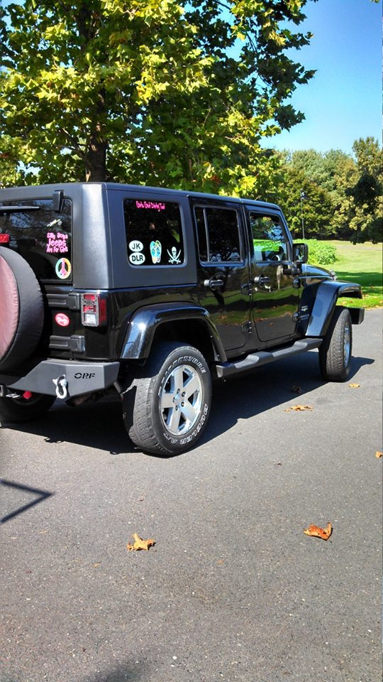 Upgrades For My Jeep