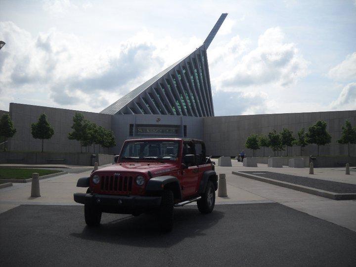 Usmc Museum-quantico, Va