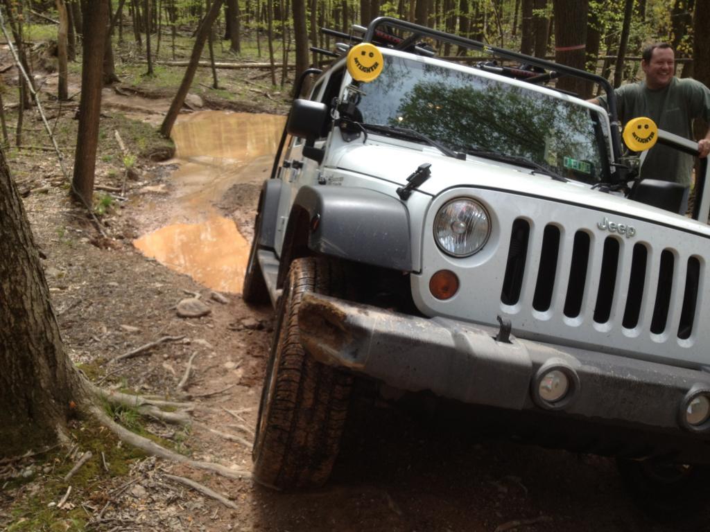 Wheelin At Rausch Creek
