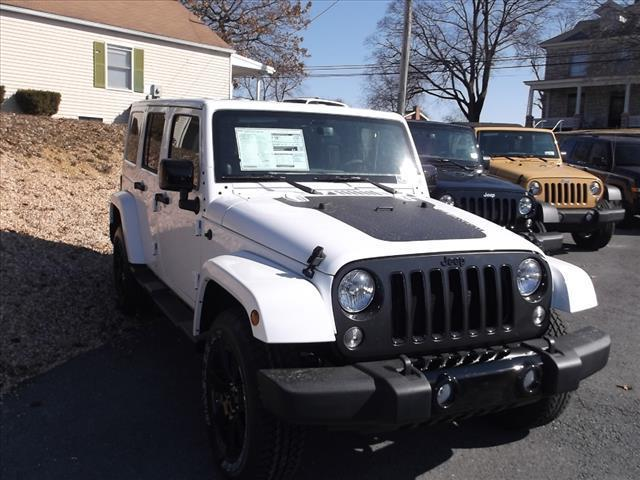 Altitude Models Return For 2014  Jeep Wrangler Forum