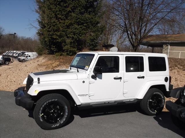 Jeep Wrangler Unlimited Altitude >> Altitude Models Return For 2014 Jeep Wrangler Forum
