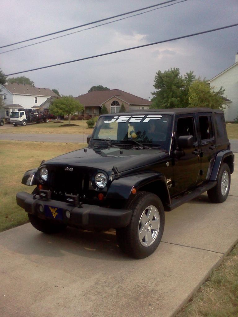 Wvu Jeep