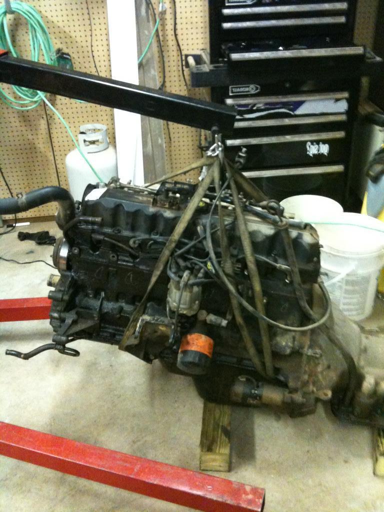 Yj Engine Swap