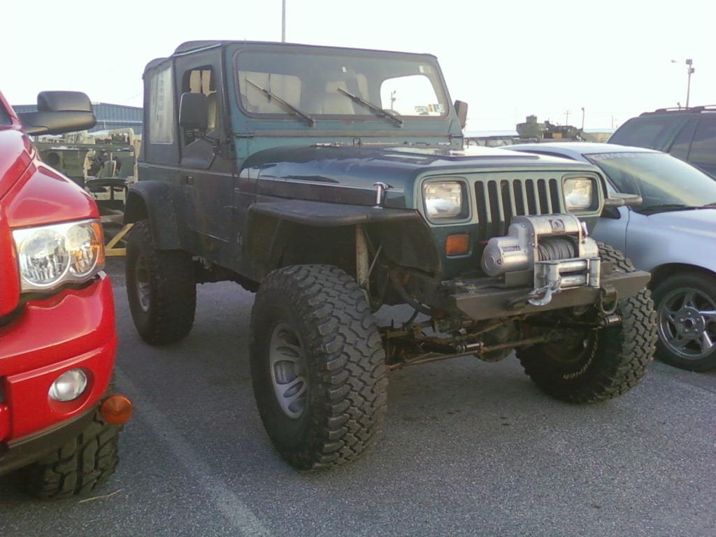 Yuppy Jeep