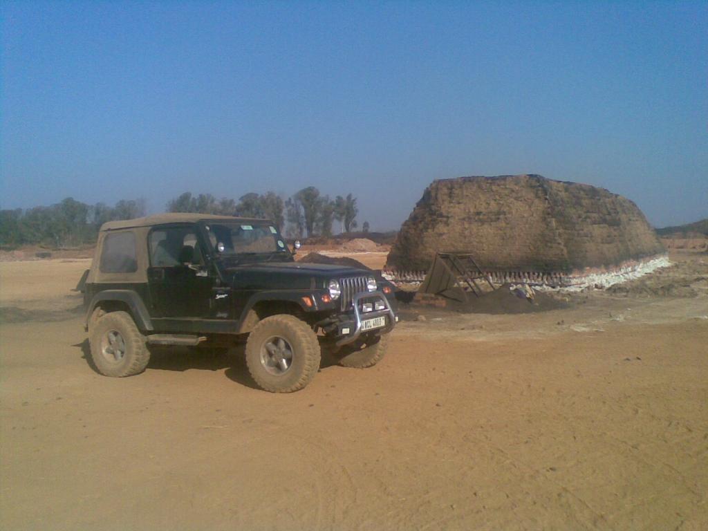 Zambia/congo Border